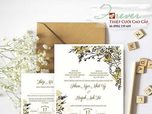 Top 10 địa chỉ in thiệp cưới đẹp giá rẻ ở TPHCM - hình ảnh 3