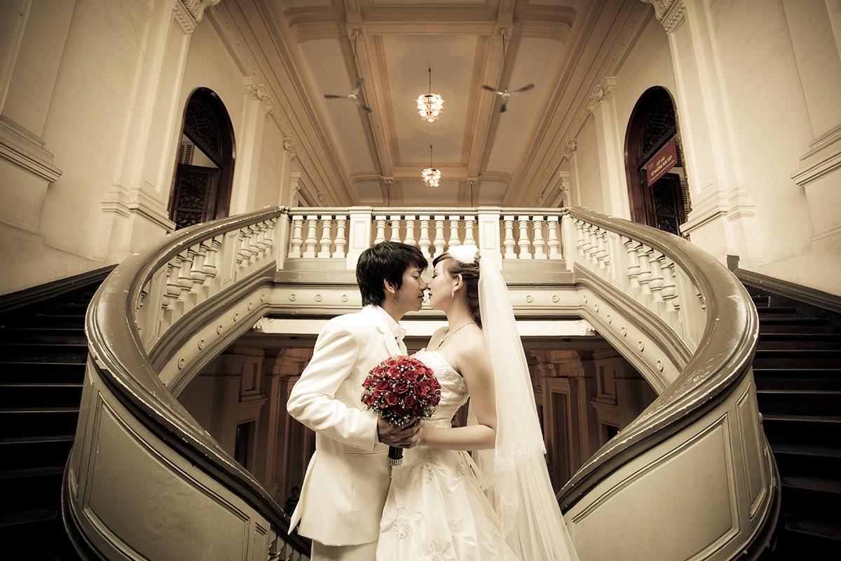 Địa điểm chụp hình cưới đẹp ở TPHCM cho 5 phong cách