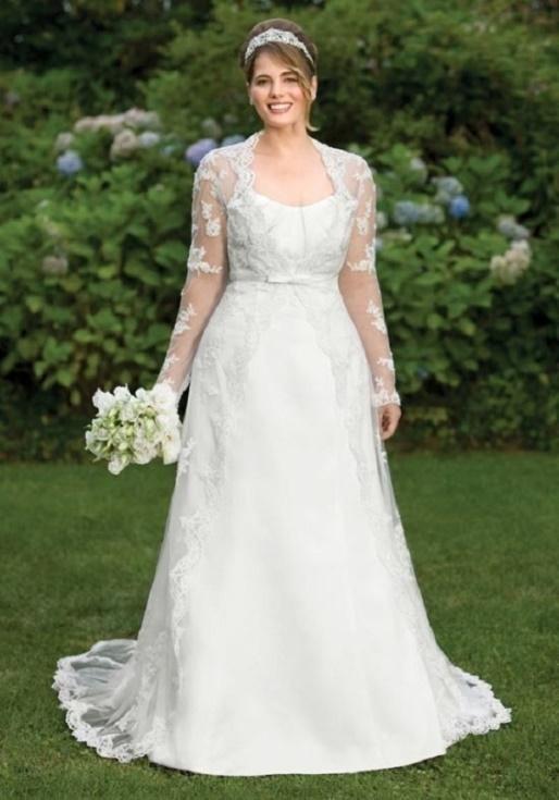kinh nghiệm khi thuê áo cưới cô dâu mập