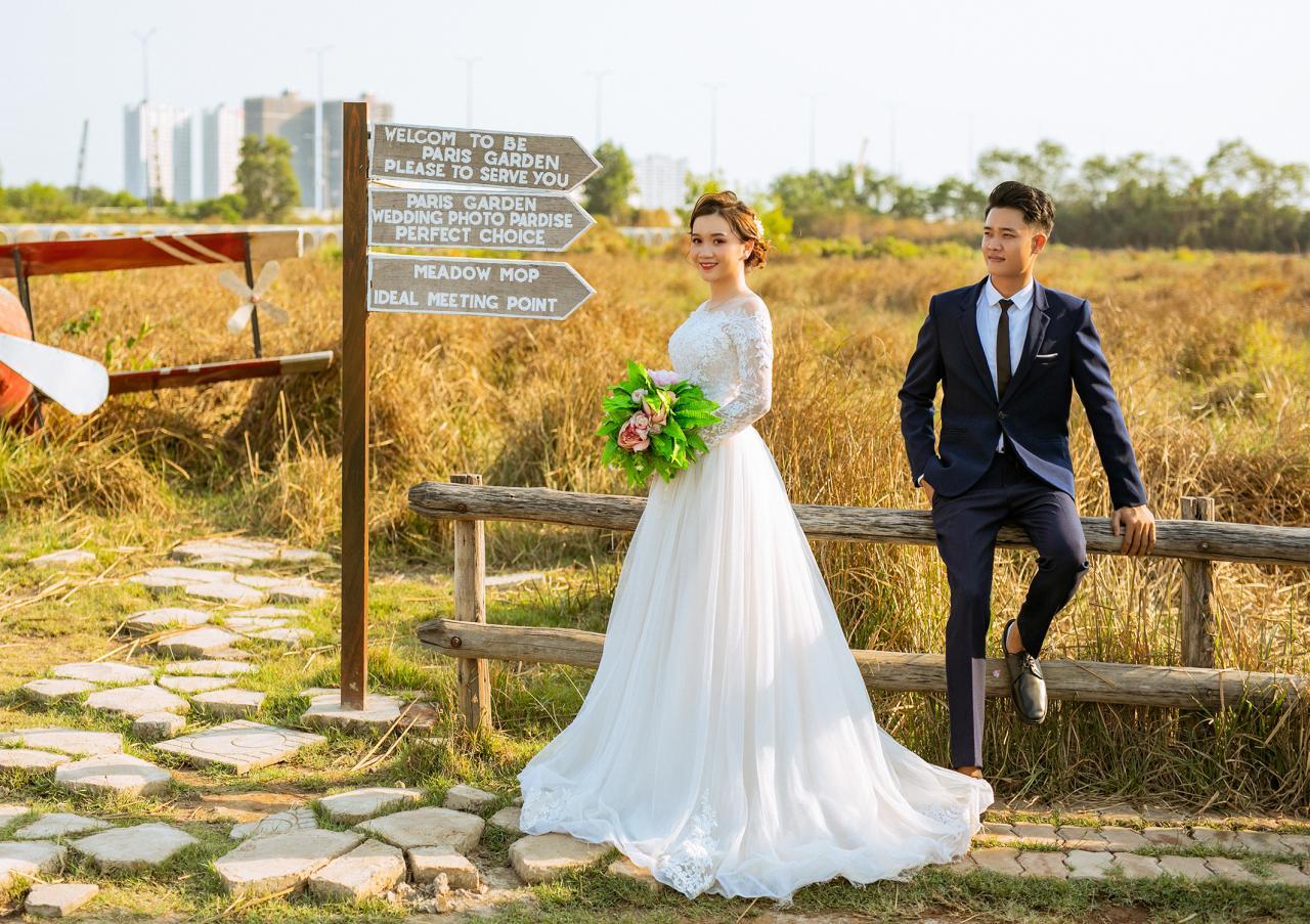 Bí quyết chụp ảnh cưới tiết kiệm - hình ảnh minh họa 2