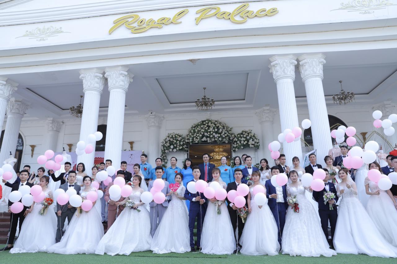 Đám cưới tập thể – Giấc mơ có thật – Samsung Newsroom Việt Nam