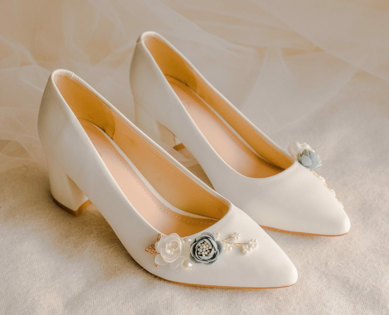 Giày Cưới Cao Gót Cô Dâu – Bejo Bridal