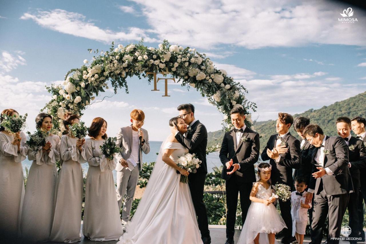 Tips chuẩn bị cho đám cưới