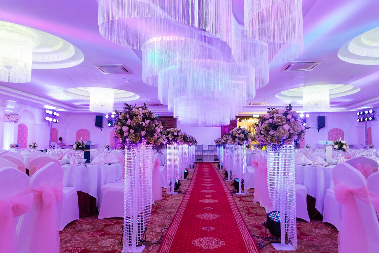 Trung tâm tiệc cưới đáng lựa chọn nhất tại TP Hồ Chí Minh