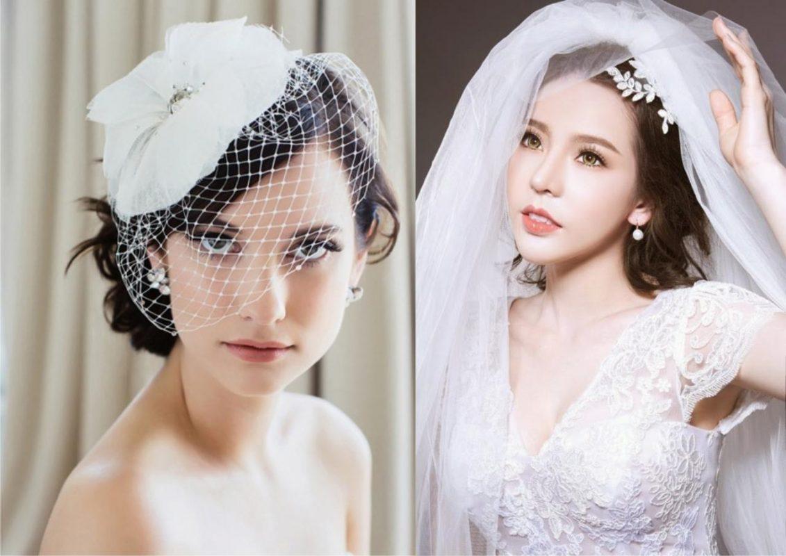 Lúp đội đầu cô dâu ngày cưới và ý nghĩa thú vị của nó. - webdamcuoi