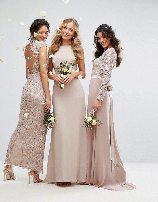 Thắc Mắc: Váy Phù Dâu Là Gì? Top 3 Mẫu Váy Đẹp Cho Phù Dâu