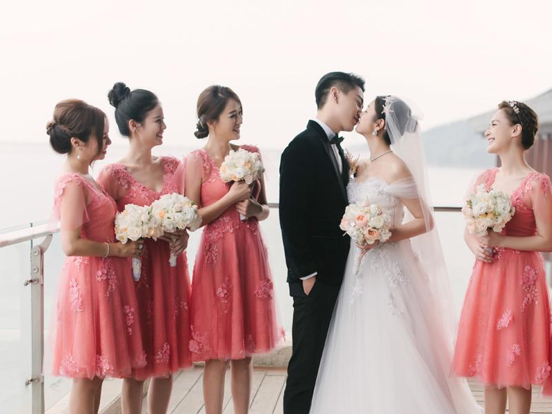 Marry Blog :: Vai trò thực sự của phù dâu trong đám cưới là gì?
