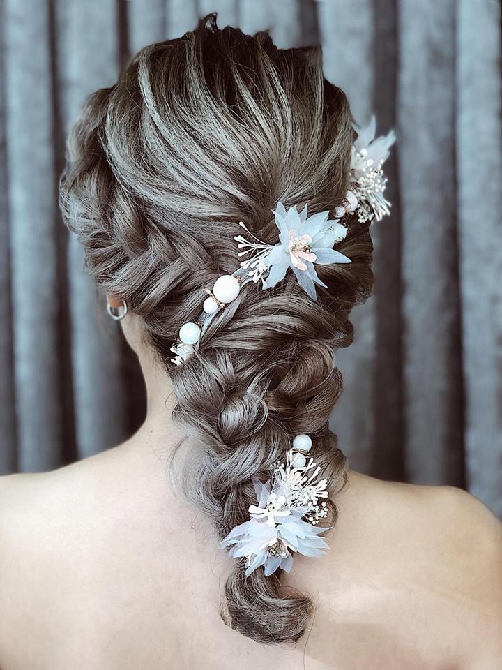 Khoá học Làm tóc Bới tóc Cô Dâu chuyên nghiệp ở TPHCM giá rẻ nhất