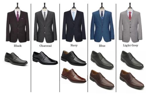 5 Nguyên Tắc Chọn Giày Cưới Chú Rể Phải Biết - Tiệm giày Dacosta