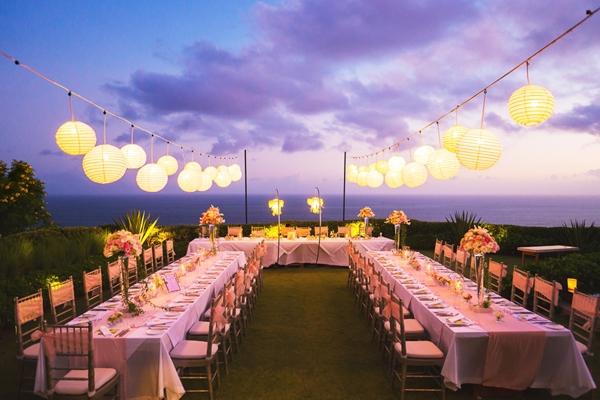 Top 5 địa điểm tổ chức tiệc cưới ngoài trời tuyệt nhất - CELEB Wedding