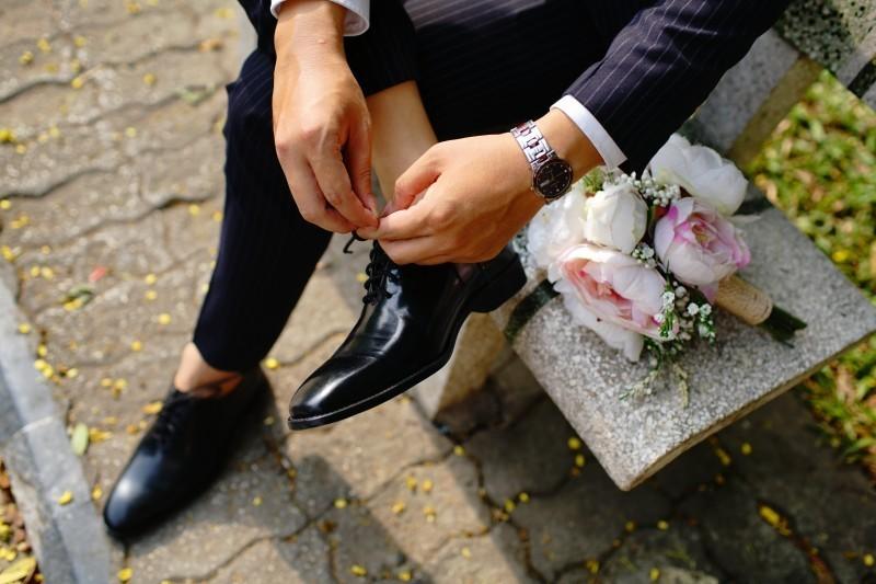 Một số lưu ý khi chọn giầy cho chú rể vào ngày cưới - HATATI
