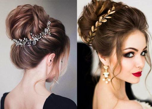 Mê mẩn top 10 kiểu tóc cô dâu đẹp trong ngày cưới!