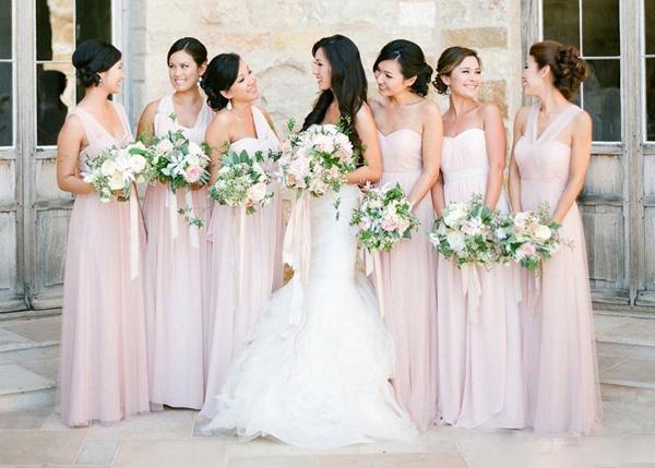 Phù dâu là gì? Tất tần tật những điều cần biết về phù dâu trong đám cưới