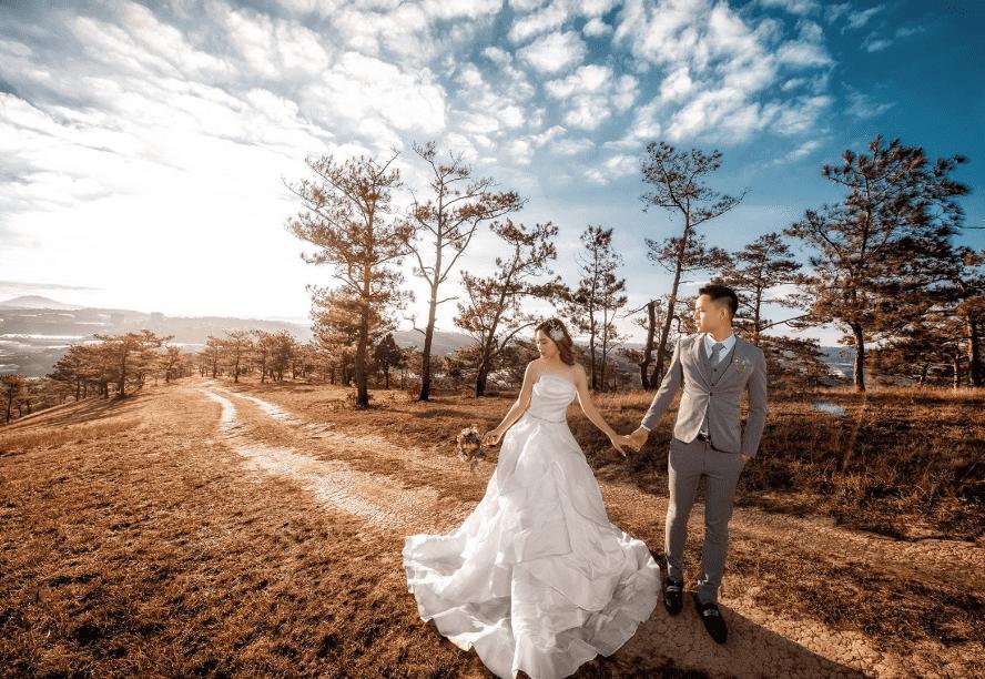 Kinh nghiệm lựa chọn studio chụp ảnh cưới Đà Lạt tốt nhất