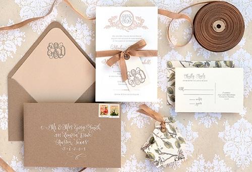 Những lưu ý để đặt thiệp cưới hoàn hảo - Tổ Chức Tiệc Cưới