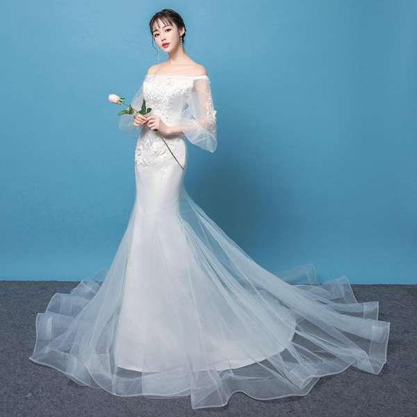 Lưu ý khi lựa chọn váy cưới đuôi cá