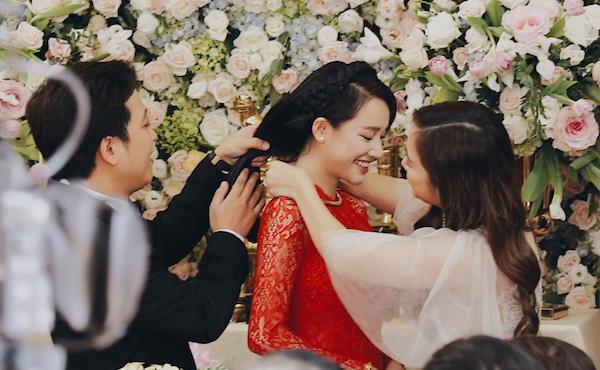 thủ tục làm lễ rước dâu