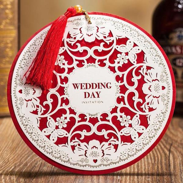 lưu ý in thiệp cưới