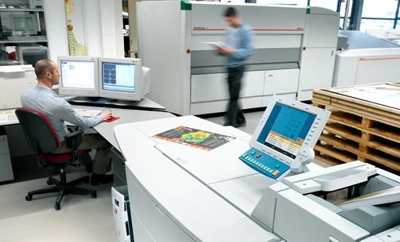 Các công nghệ in ấn hiện nay được ứng dụng nhiều nhất -